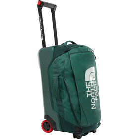 The North Face Rolling Thunder 22 Rullattava Matkalaukku 40L, night green/tin grey